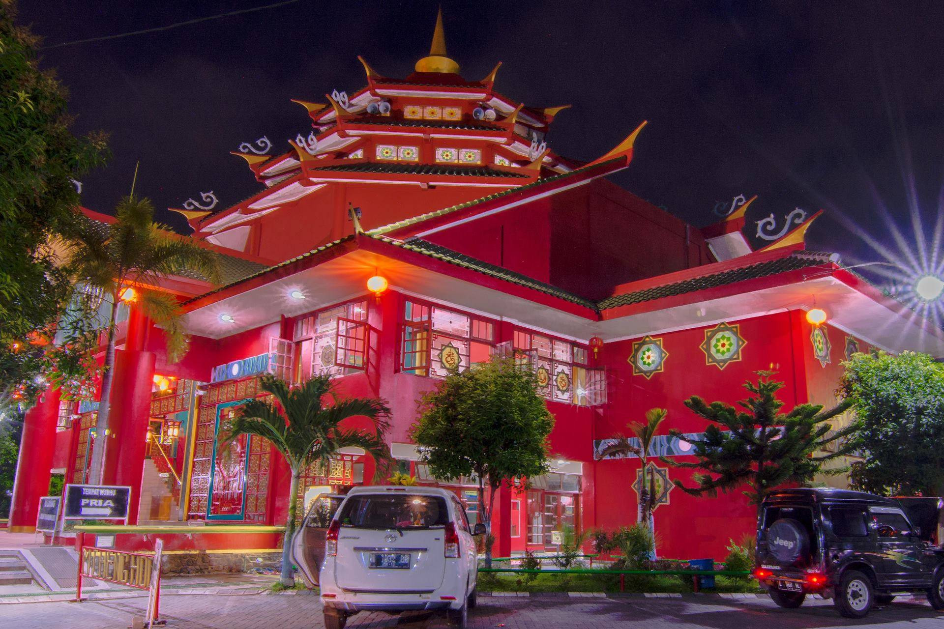 92  Gambar Masjid Cheng Ho Malang Paling Keren