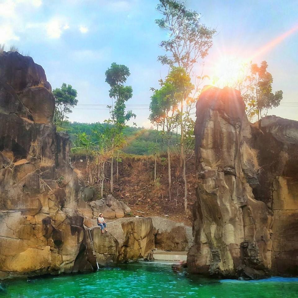 Berkenalan Wisata Pemandian Reco Kembar Pasuruan Yuk Kab