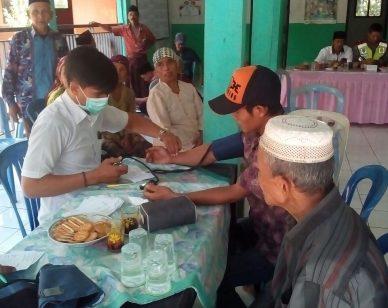 Homepage Hut Bhayangkara 72 Polres Pasuruan Gelar Pengobatan Gratis Ngantungan