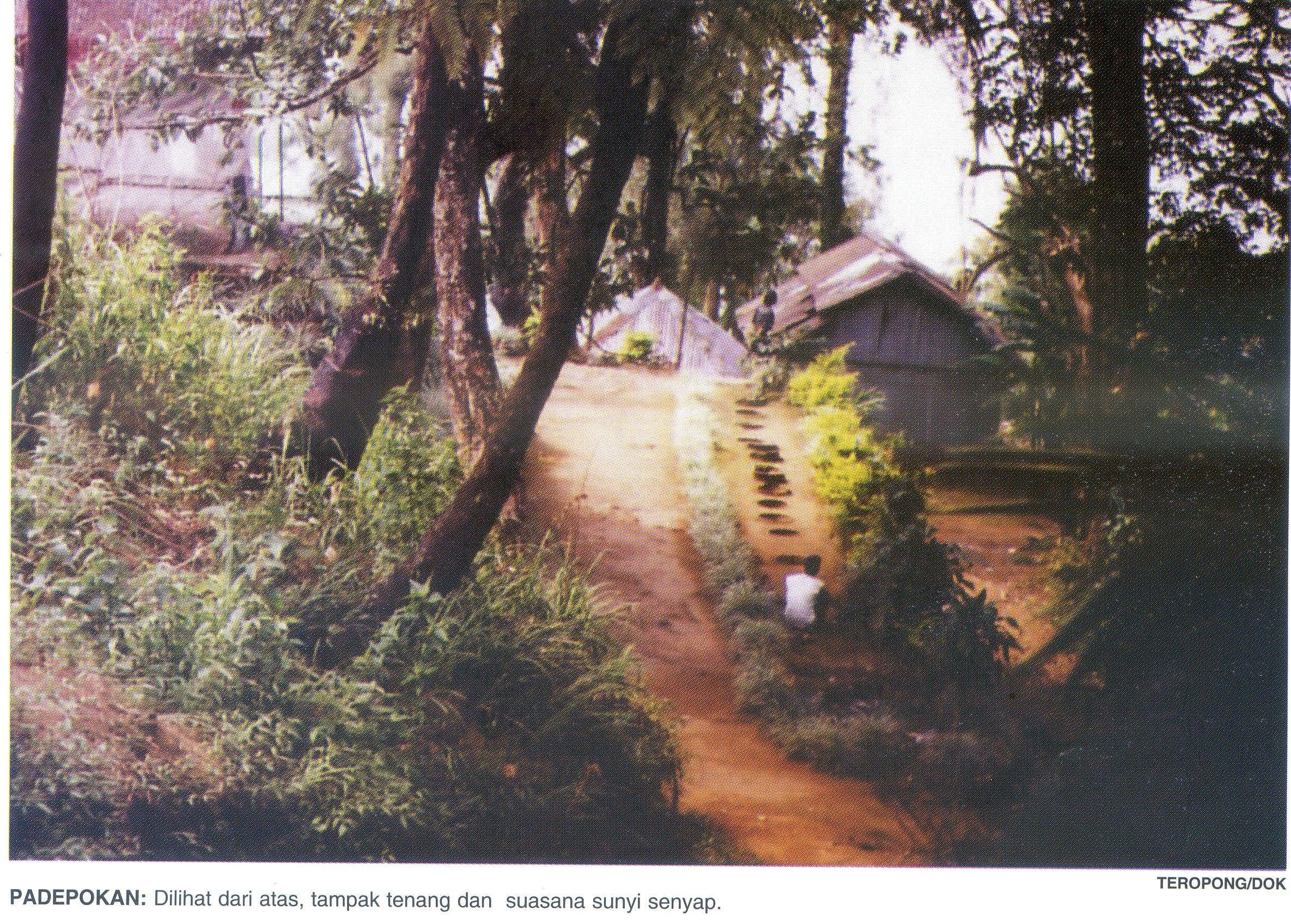Padepokan Indrakila Kabupaten Pasuruan Pusaka Jawatimuran Pendaki Gunung Arjuna Terletak