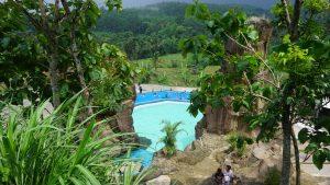 Reco Kembar Berenang Bawah Batu Travelwes View Atas Kab Pasuruan