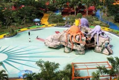 12 Wahana Water Kingdom Mekarsari Keren Bogor Waterpark Taman Air