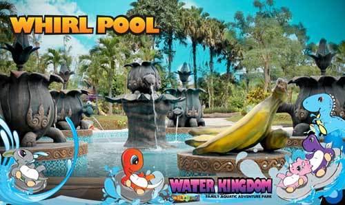 12 Wahana Water Kingdom Mekarsari Keren Waterpark Bogor Taman Air