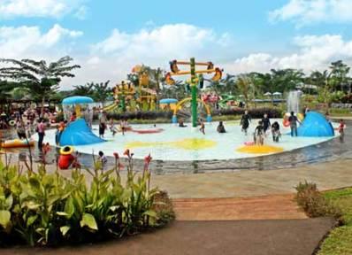 12 Wahana Water Kingdom Mekarsari Keren Waterpark Cileungsi Bogor Taman