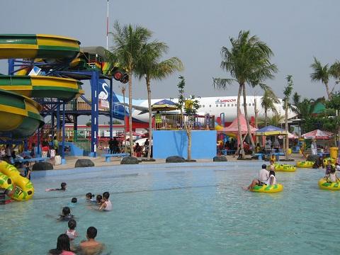 Harga Tiket Masuk Saygon Waterpark Pasuruan Bulan April 2018 Htm