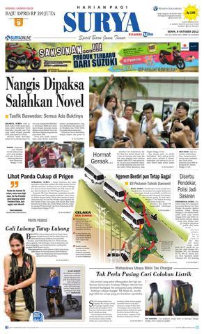 Paper Surya Edisi 11 Mei 2013 Harian Issuu 08 Oktober