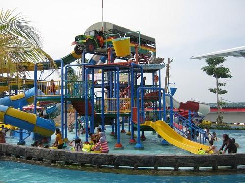 Harga Tiket Masuk Saygon Waterpark Pasuruan Bulan April 2018 Taman