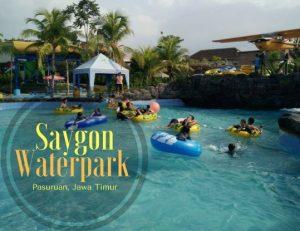 Harga Tiket Masuk Saygon Waterpark Terbaru Juni 2018 Cek Pasuruan