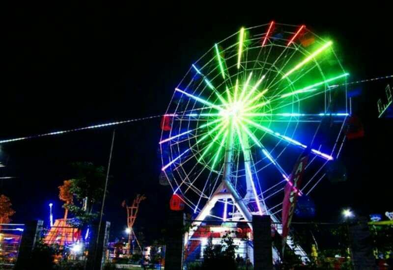 Informasi Terbaru Saygon Night Park Pasuruan Alamat Harga Tiket Jam