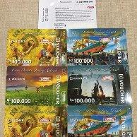Jual Voucher Saygon Waterpark Senilai Rp 825 000 Lapak Doredomi