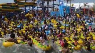 Wisata Saygon Waterpark Desa Sengon Purwosari Kab Pasuruan Taman Air