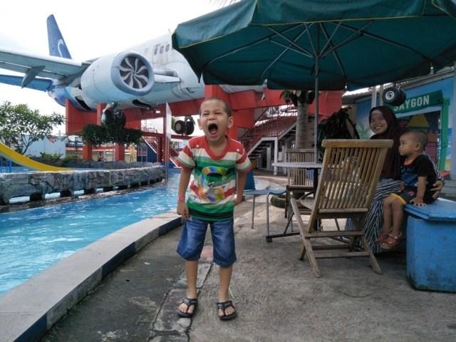 Wisata Saygon Waterpark Inafa Id Jadi Misal Memanfaatkan Berlatih Renang
