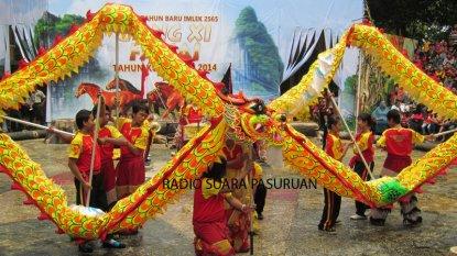 Liburan Imlek Taman Safari Indonesia 2 Hadirkan Barongsai Liong Libur