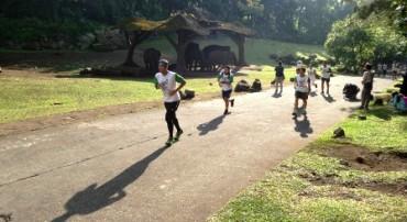 Wisata Pasuruan Diminati 1 200 Pelari Safari Run 5 Sukses