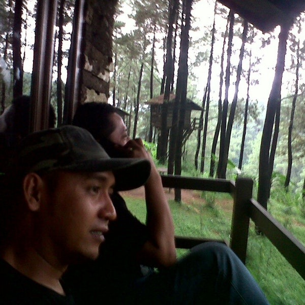 Foto Tretes Treetop Adventure Park Lintasan Diambil Oleh Sam 4