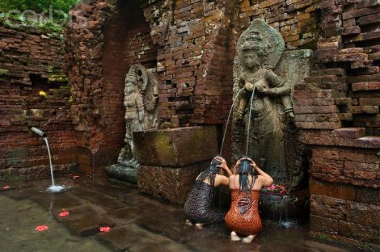 Jawi Temple Pasuruan Belahan Tretes Treetop Adventure Park Kab