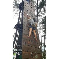Tretes Treetop Adventure Park Lintasan Foto Diambil Oleh Marcia 8