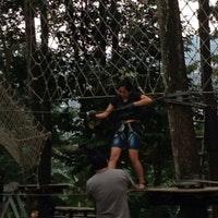 Tretes Treetop Adventure Park Trail Photo Fonny 8 1 Kab