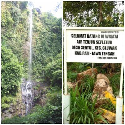 31 Tempat Wisata Kota Pati Jawa Tengah Terbaik Air Terjun
