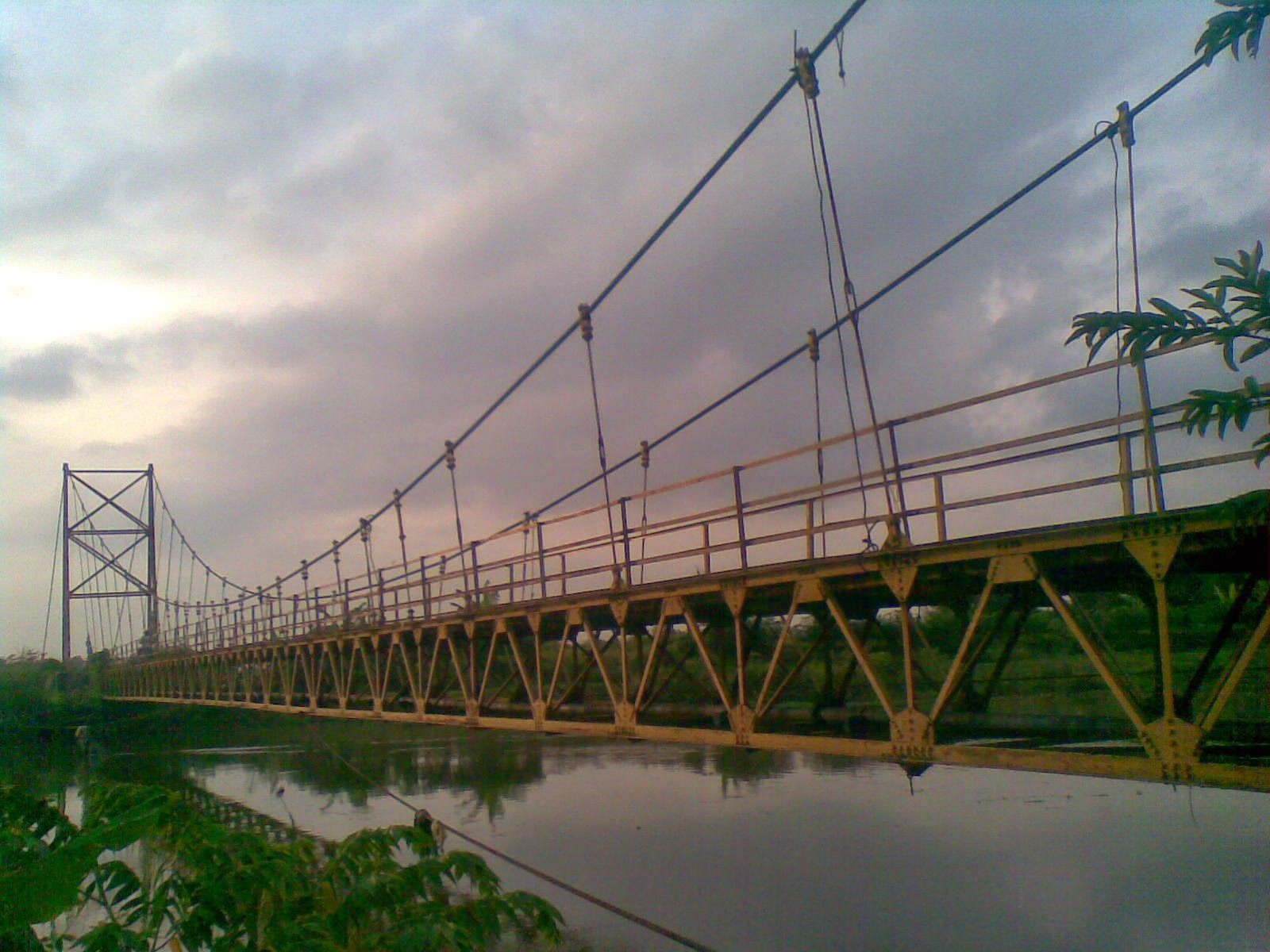 Jembatan Mengerikan Pati Video Arsip Ngeri Tragis Kota Hutan Mangrove