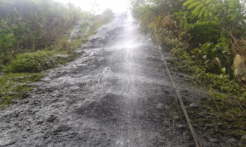 Pati Tips Wisata Air Terjun Santi Terletak Desa Gunungsari Kecamatan