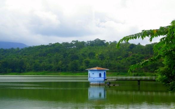 Tempat Wisata Pati Menarik Pesona Budaya Indonesia Waduk Gunung Rawa