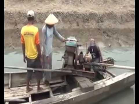Wisata Pantai Sambilawang Hamparan Hutan Mangrove Youtube Pati Streaming Kab