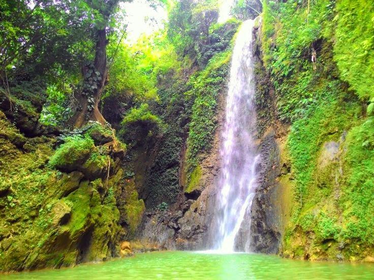 25 Tempat Wisata Kota Pati Populer Cakrawala Air Terjun Tadah