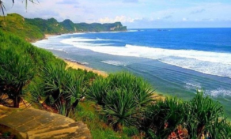 5 Pantai Wonogiri Popular Kunjungi Dinas Banyutowo Kab Pati