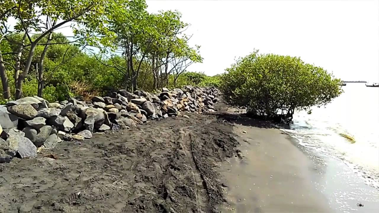 Objek Wisata Pantai Cinta Slempung Dukuhseti Pati Youtube Banyutowo Kab