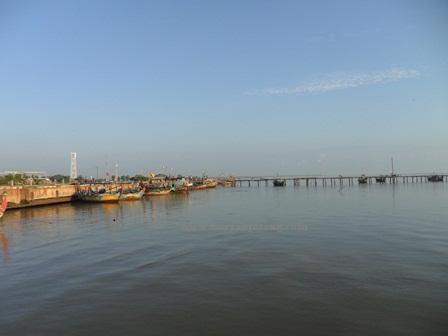 Pantai Banyutowo Tic Pati Kab