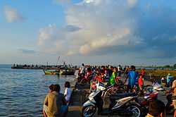 Pantai Banyutowo Wikipedia Bahasa Indonesia Ensiklopedia Bebas Kab Pati
