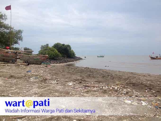 Pantai Cinta Dukuhseti Pati Benarkan Hidden Paradise Wartapati Banyutowo Kab