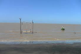 Pantai Cinta Dukuhseti Tic Pati Indah Memiliki Pasir Hitam Berada