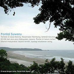 Pantai Suweru Wikipedia Bahasa Indonesia Ensiklopedia Bebas Banyutowo Kab Pati
