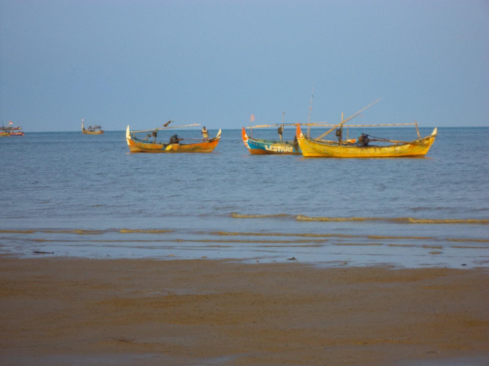 Ulil Abror Banyutowo Gambar Tampak Sebelah Selatan Pantai Kab Pati
