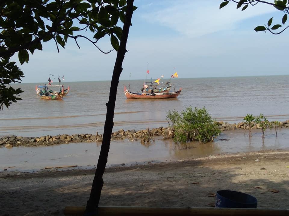 Wisata Kabupaten Pati Pantai Idola Banyutowo Dukuhseti 2bidola1 Kab