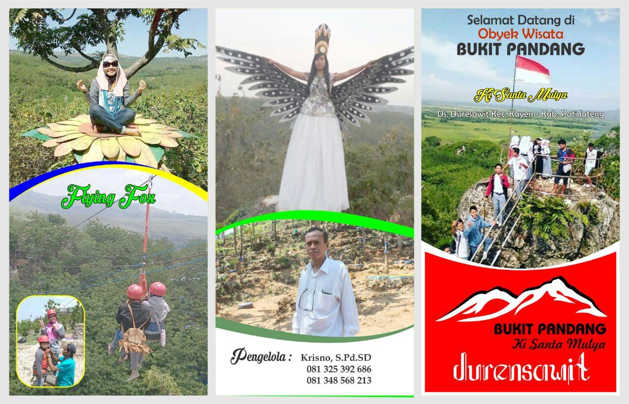 Antara Ki Santa Mulya Dewi Anggraeni Bukit Pandang Pulau Seprapat