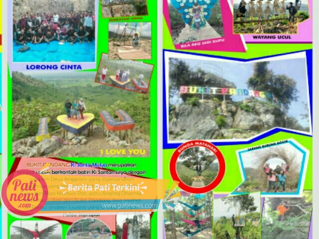 Asal Usul Ki Santa Mulya Jadi Nama Bukit Pandang Desa