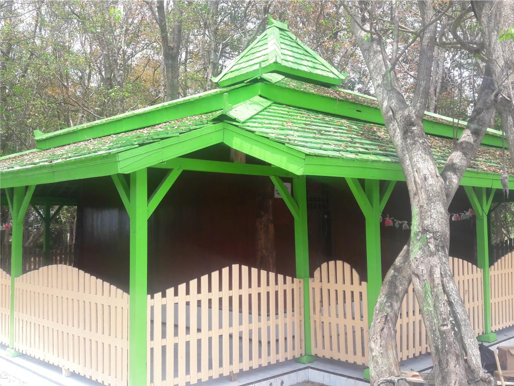 Jadikan Pulau Seprapat Sebagai Wisata Religi Harian Merapi Makam Syeh