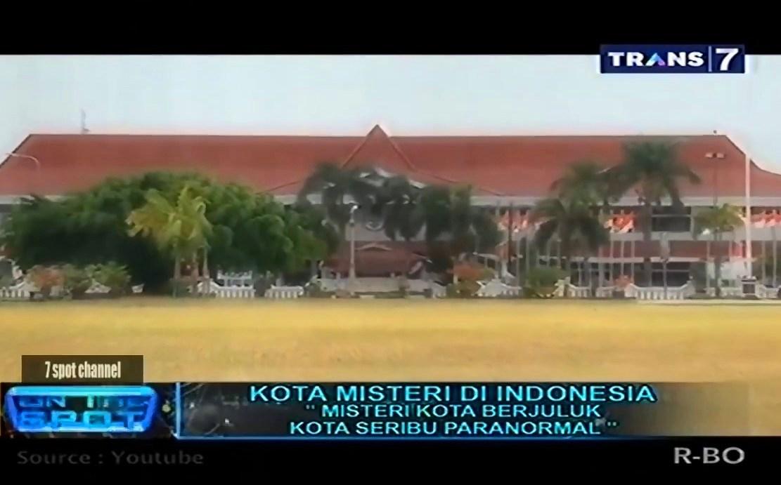 Pati Masuk Daftar Kota Misteri Indonesia Versi Spot Pulau Seprapat