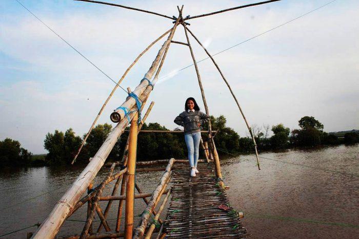 Pulau Seprapat Eksotisme Tempat Wisata Pati Jawa Tengah Asal Mula