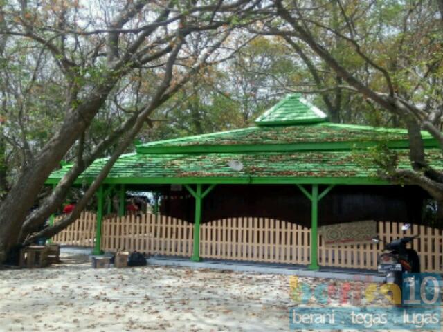 Pulau Seprapat Layak Jadi Destinasi Wisata Pati Berita10 Berita 10