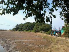 Pulau Seprapat Tempat Makam Lodang Datuk Keramat Juana Juwana Kab