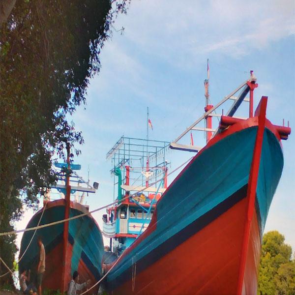 Pulau Seprapat Wisata Alam Sejarah Adat Kental Lihat Id Pati