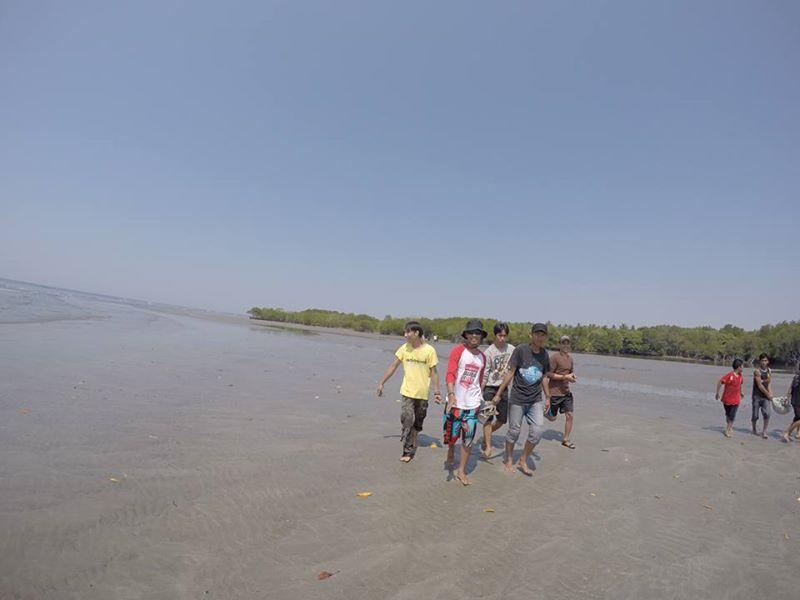Episode Kedua Gerakan Cinta Laut Digelar Dusun Gonda Desa Laliko