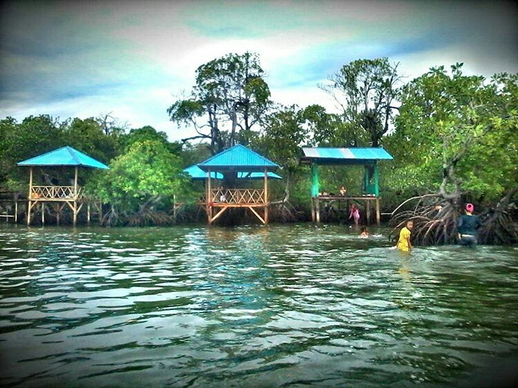 Goresan Pena Pesona Pantai Gonda 2015 Kemarin Sebuah Terletak Desa