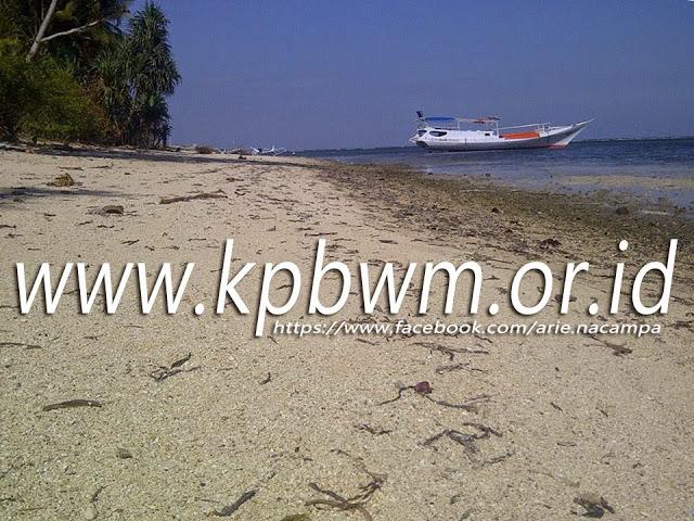 Jejak Gemilang Pesona Pantai Wisata Labuang Polewali Mandar Gonda Kab