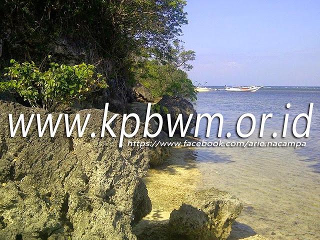 Jejak Gemilang Pesona Pantai Wisata Labuang Polewali Mandar Polman Gonda
