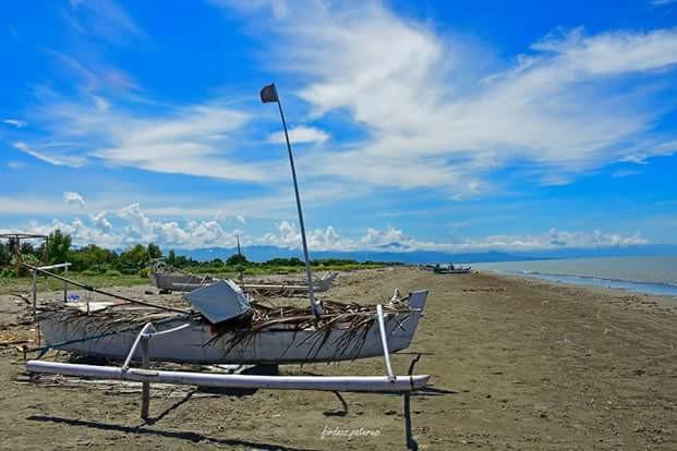 Menariknya Pantai Tanjung Buku Kec Mapilli Polewali Mandar Kab Sulawesi